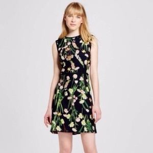 Victoria Beckham for Target Floral Shift Dress